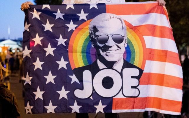 Biden lanza mensaje de conciliación en medio del conteo de votos en EE.UU. - Joe Biden Estados Unidos elecciones