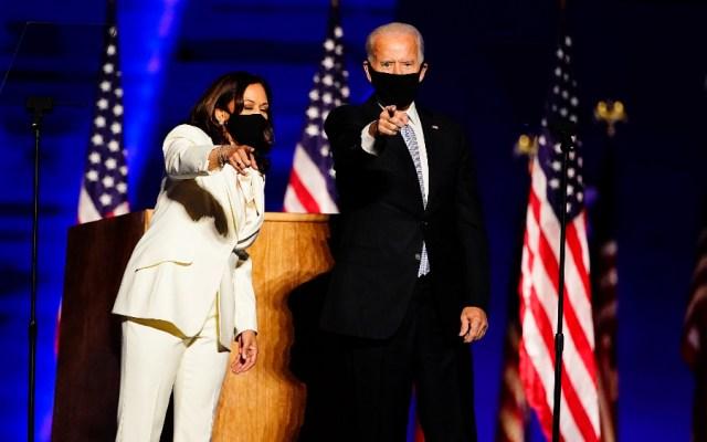 China felicita a Biden y Harris por su victoria electoral en EE.UU. - Foto de EFE