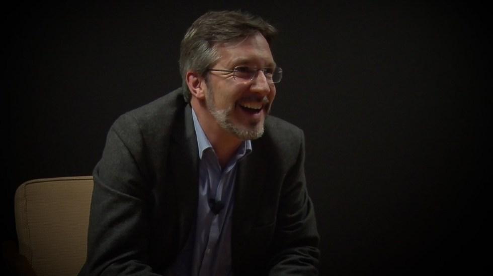 Conacyt otorga más de 5 mdp a proyecto de John Ackerman; el intelectual aclara que no recibió dinero - Foto de @JohnMAckerman