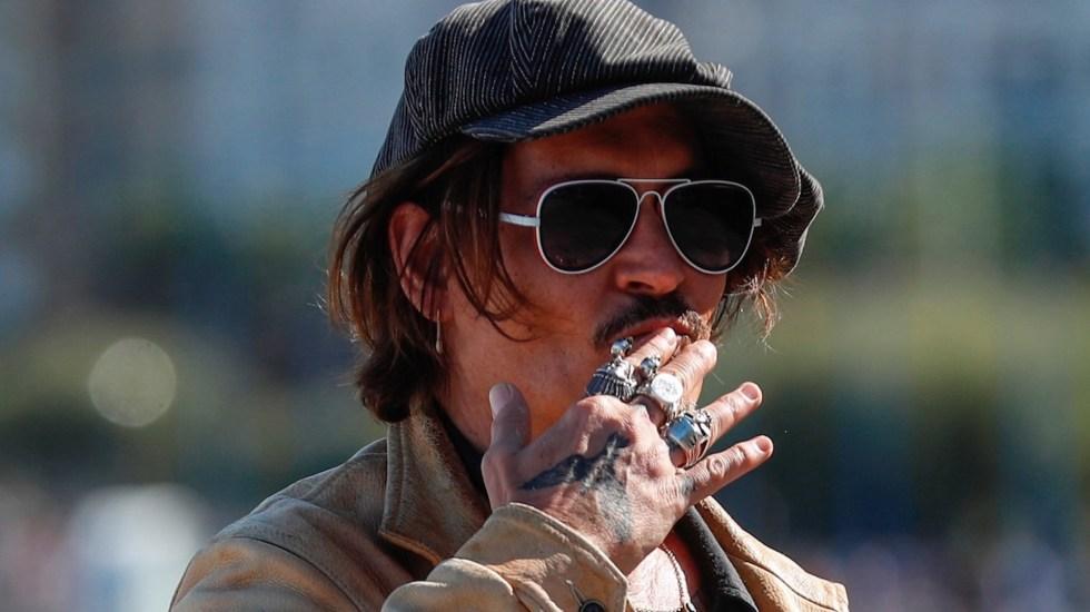 Johnny Depp deja su papel en 'Fantastic Beasts'por órdenes de Warner - Foto de EFE