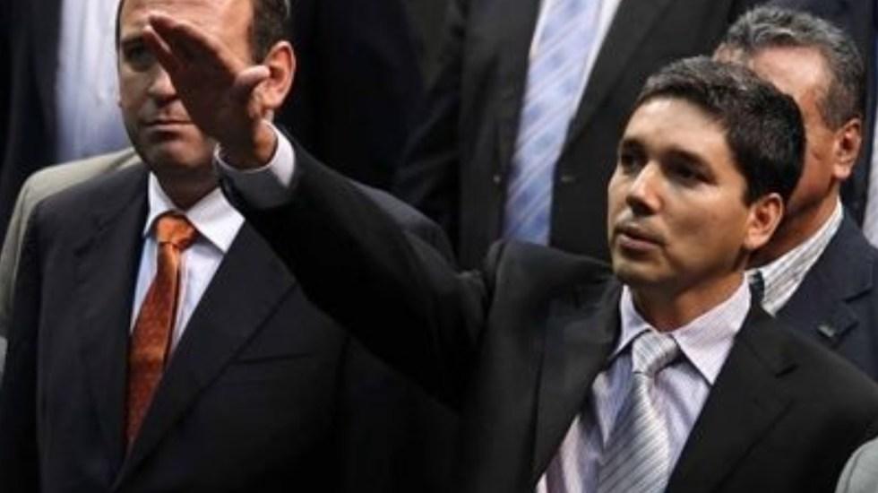 Reaparece Julio César Godoy Toscano para solicitar amparo contra orden de aprehensión por vínculos con el narcotráfico - Julio César Godoy Toscano