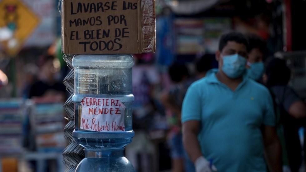 Inversiones en agua potable y saneamiento son indispensables para superar la crisis de COVID-19, advierte OMS - Foto de EFE