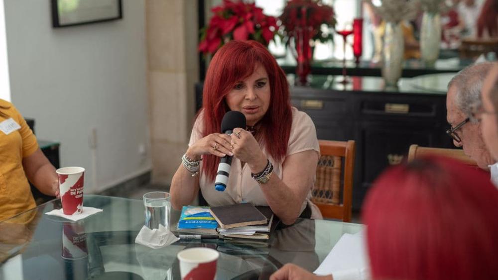 Layda Sansores 'se destapa'; va por la candidatura de Morena a la gubernatura de Campeche - Foto de Layda Sansores