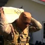 Autoridades panameñas incautan mil 713 paquetes de droga
