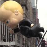 Un atípico desfile de Acción de Gracias recorre Nueva York pese a la pandemia