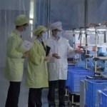 La industria manufacturera china obtiene el mejor dato del año en noviembre