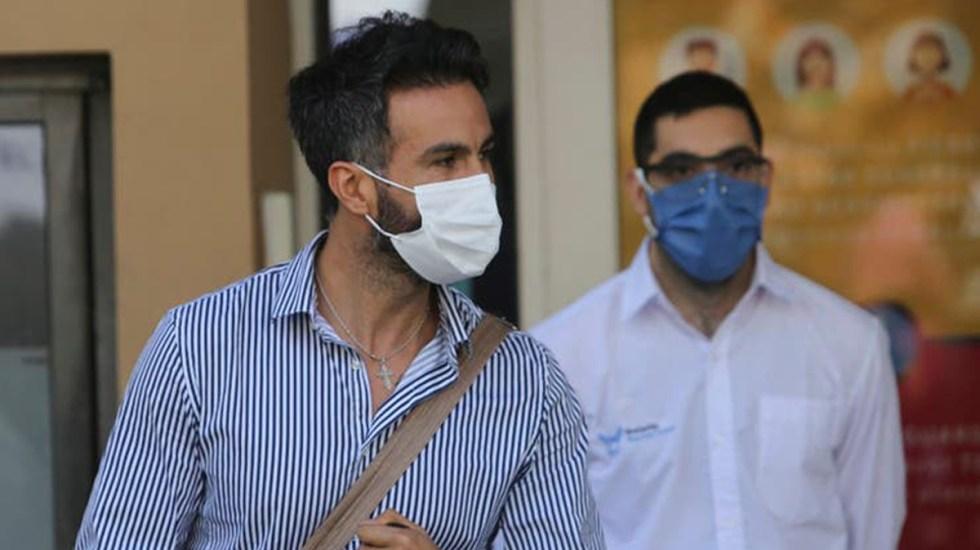 Médico de Maradona, en el centro de la investigación por la muerte del astro argentino - Leopoldo Luque, médico personal de Maradona. Foto de La Nación
