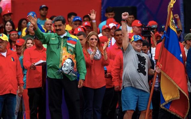 Maradona y la política Latinoamericana - Foto de EFE