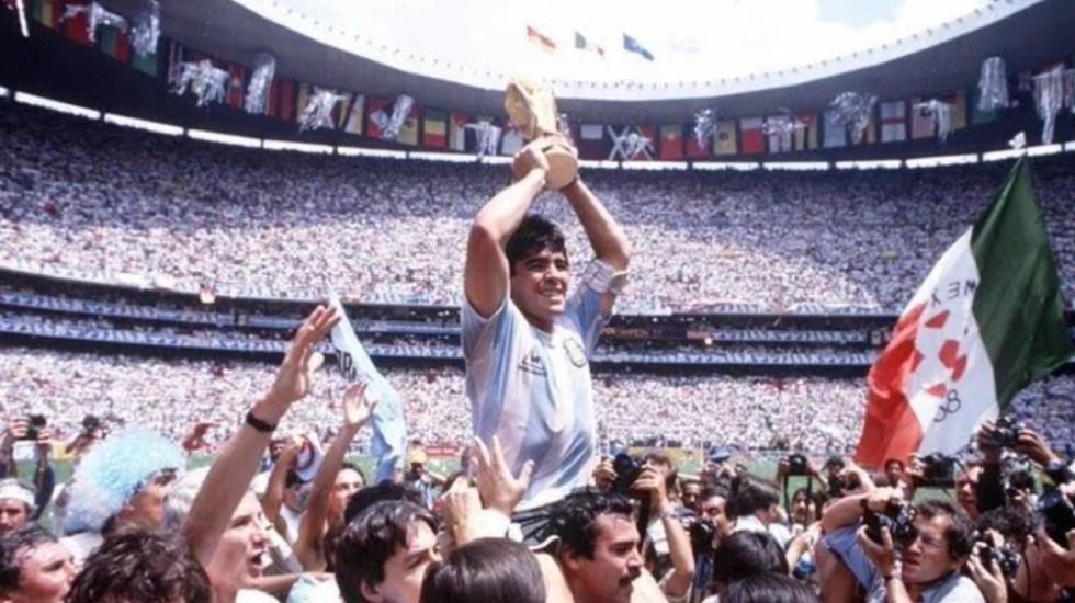 El Mundial de México 1986, el momento más sublime de Maradona - Foto de @fifacom_es