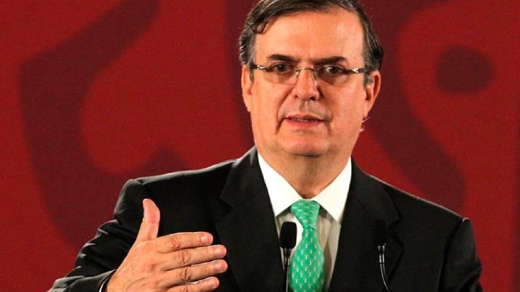 Marcelo Ebrard confirma que fue a urgencias; ya está en su casa - Marcelo Ebrard. Foto EFE