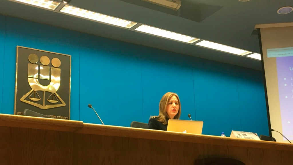 México debe acelerar digitalización para generar 316 mil mdd en 2030: Google - México debe acelerar digitalización para generar 316 mil mdd en 2030, afirma Lina Ornelas de Google México. Foto Twitter @fabbiolanavarro
