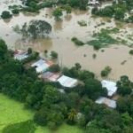 Fríos y nevadas en el norte y de nuevo lluvias en Tabasco - México prevé lluvias torrenciales en Chiapas y Tabasco, devastados por huracán 'Eta' hace unas semanas. Foto @ProcivilTabasco