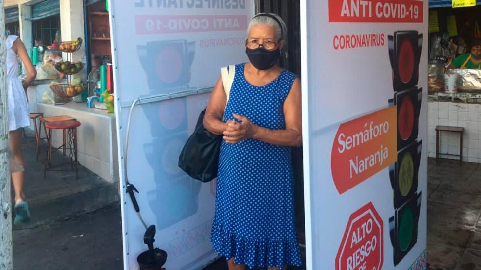 Operan más de 100 filtros de sanitización y módulos de lavado de manos en Acapulco, afirma Héctor Astudillo - Operan más de 100 filtros de sanitización y módulos de lavado de manos en Acapulco, afirma Héctor Astudillo Flores. Foto Twitter @HectorAstudillo