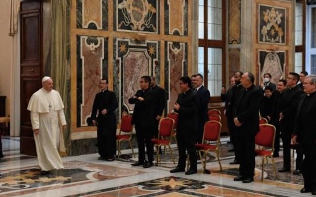 """Investigan """"me gusta"""" presuntamente dado desde la cuenta del papa en Instagram a una modelo - Foto de Vatican Media"""