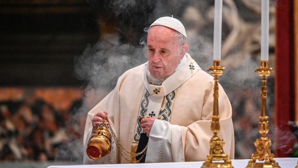 Vaticano comienza su campaña de vacunación contra el COVID-19; serán inmunizados los dos papas - Foto de EFE