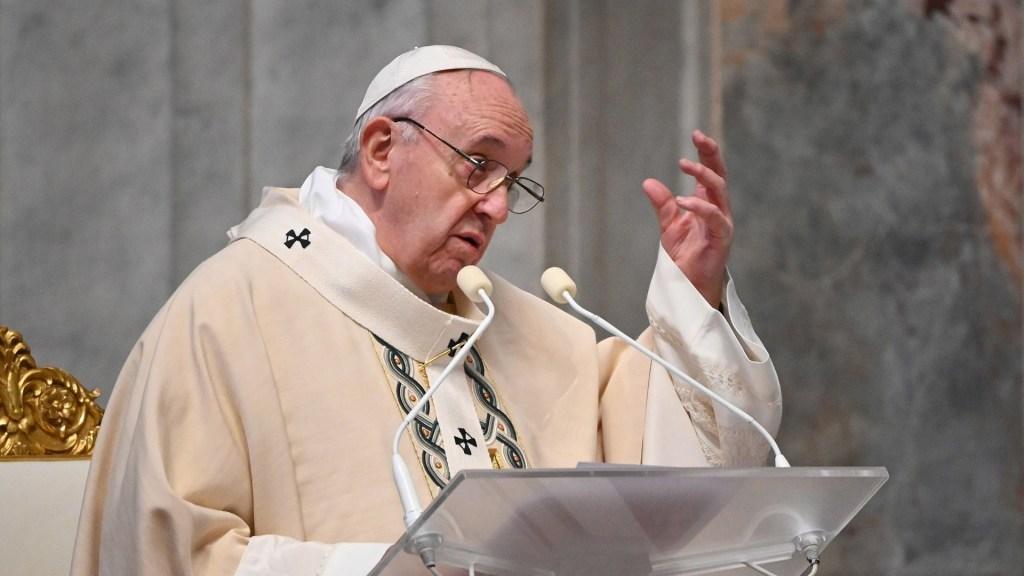 Murió médico personal del papa Francisco a causa de COVID-19 - Papa Francisco. Foto de EFE