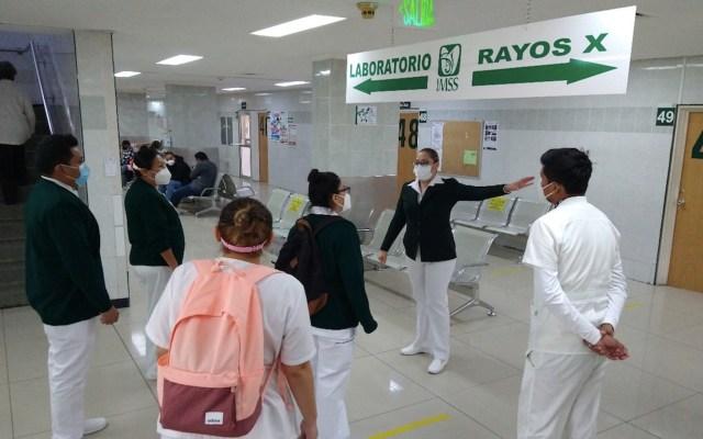 Arriban a Chihuahua 52 médicos del IMSS de distintas entidades; fortalecerán atención en áreas COVID-19 - Foto de IMSS