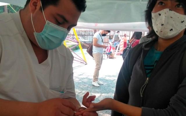 """PAN denunciará al Gobierno de López Obrador por """"mal manejo"""" de la pandemia - Foto Twitter @SSaludCdMx"""