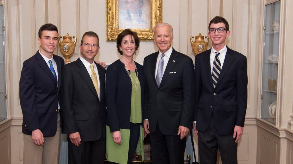 Exembajadora de Estados Unidos en México, Roberta Jacobson, parte del equipo de transición de Biden - Foto Twitter @Jacobson_RS
