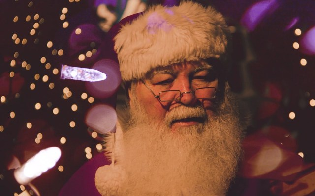 Santa Claus es inmune al COVID-19, revela Anthony Fauci - Foto de Srikanta H. U @srikanta