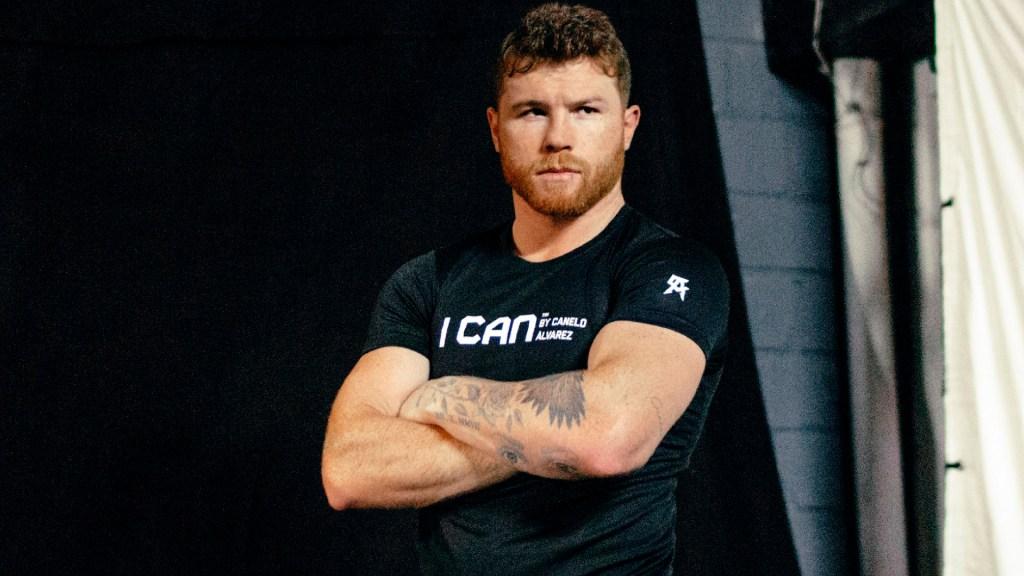'Canelo' Álvarez enfrentará al inglés Callum Smith en diciembre - El boxeador Saúl Álvarez. Foto Twitter @Canelo