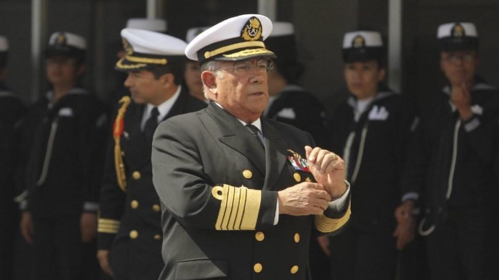 Murió el Almirante Francisco Saynez, secretario de Marina durante el sexenio de Felipe Calderón - Foto de Noticieros Televisa