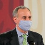"""""""Casi todo lo que ha ocurrido en la pandemia es lo que esperaba""""; entrevista a López-Gatell por WhatsApp"""