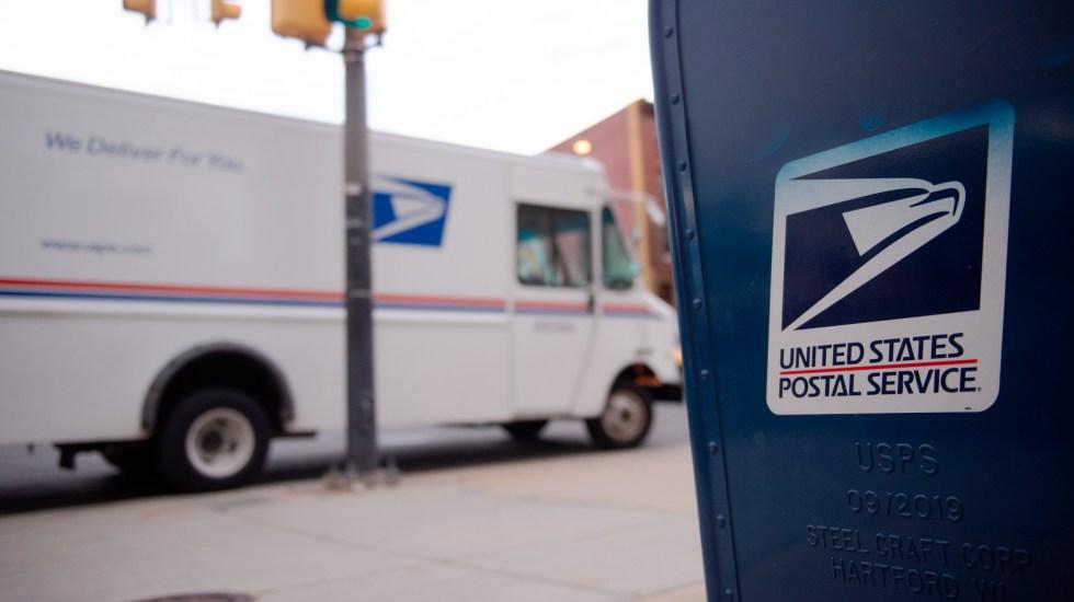Unos 275 mil votos anticipados no entrarán en el recuento hoy en Pensilvania - Foto de EFE