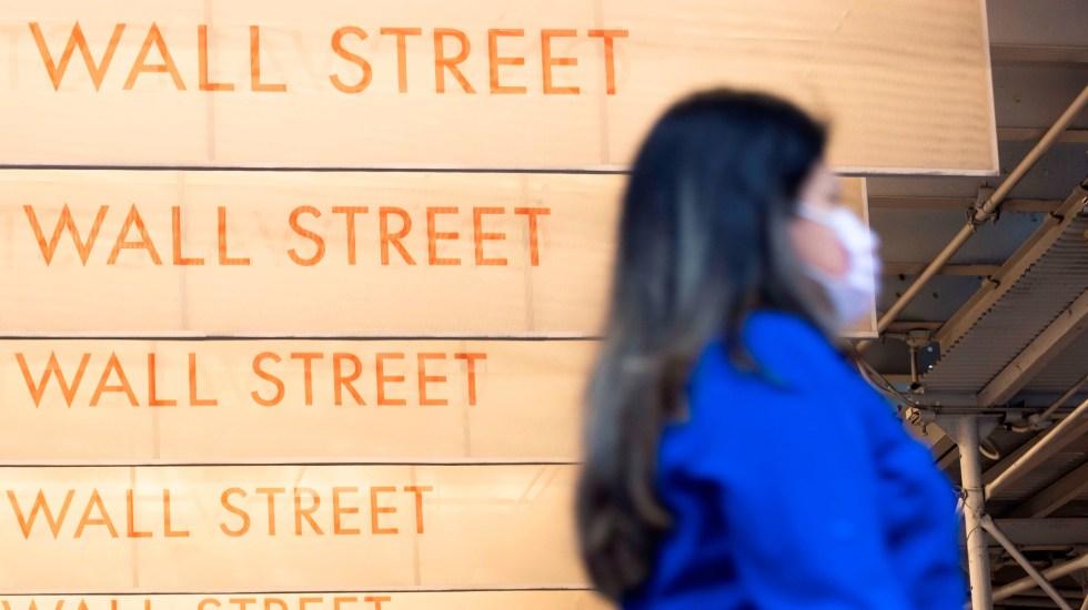 Wall Street cierra con ganancias en la jornada electoral y el Dow Jones sube un 2 % - Foto de EFE