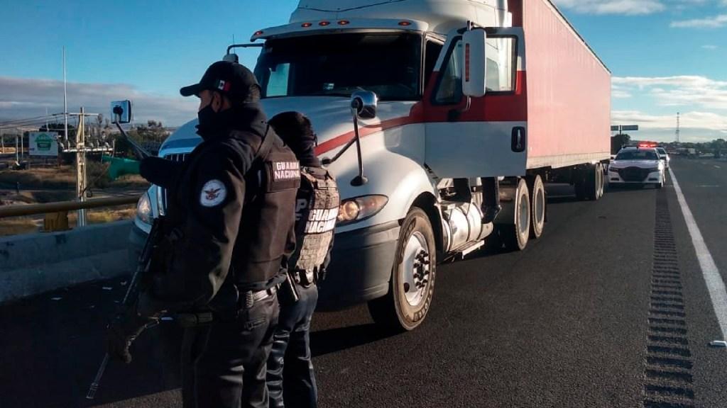 Alerta en nueve estados por el robo de un cilindro con gas cloro - Alerta Protección Civil a nueve estados por el robo de un cilindro con gas cloro. Foto Twitter @GN_MEXICO_