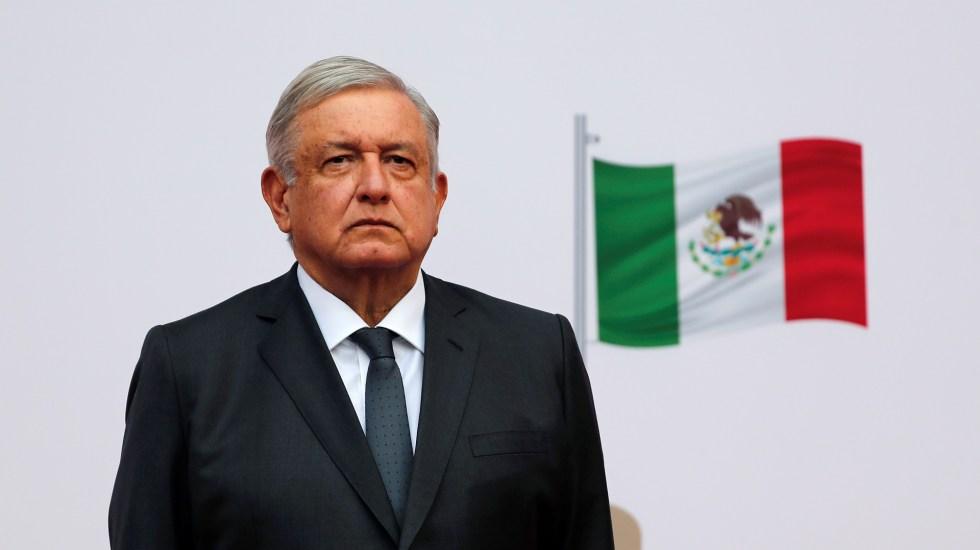 """""""No les he fallado y no les fallaré"""", afirma López Obrador a dos años de Gobierno - AMLO en Informe a dos años de Gobierno. Foto de EFE"""