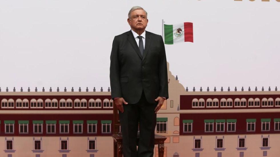 AMLO presenta encuesta con 71 por ciento de aprobación hecha por Segob - Foto de lopezobrador.org.mx