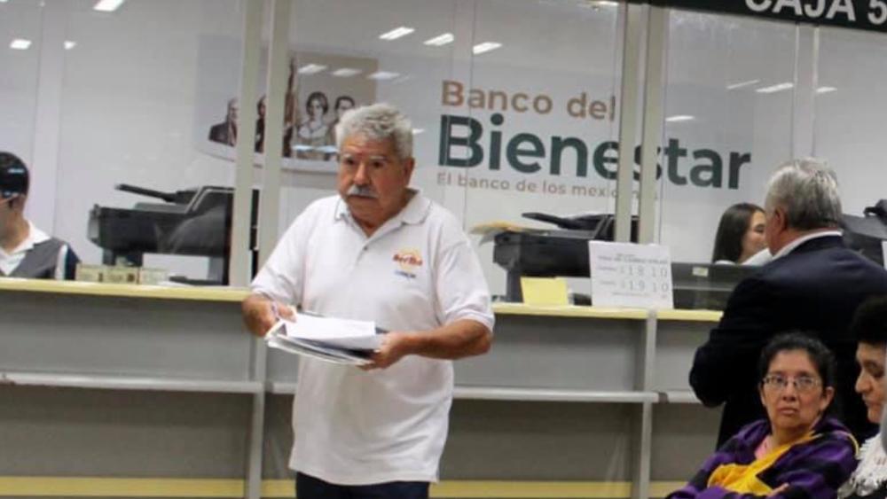 Fuera de servicio infraestructura de Banco del Bienestar por mantenimiento - Foto del Banco del Bienestar