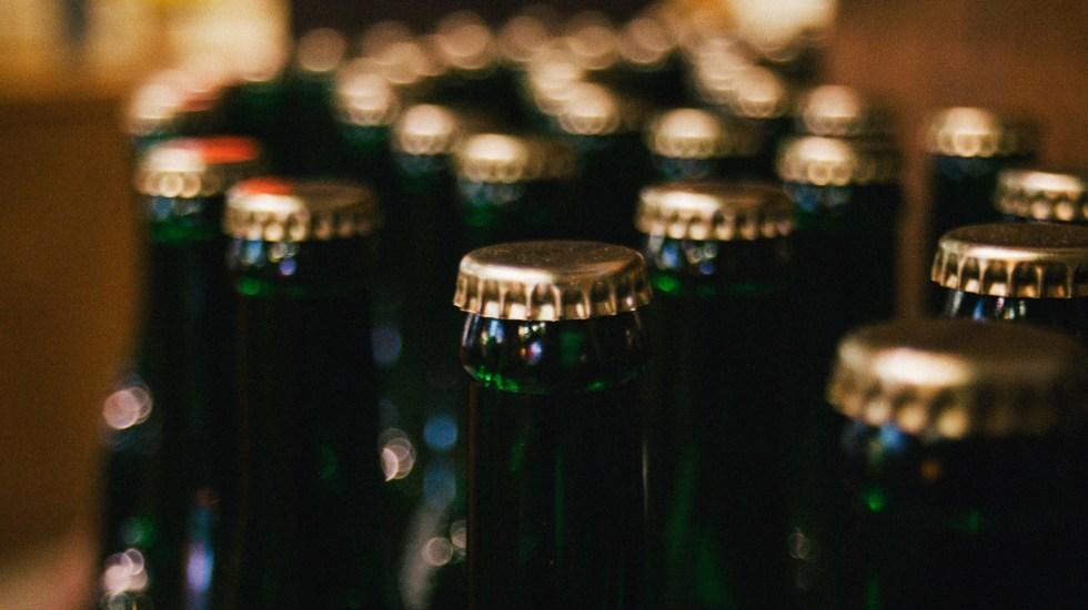 Continuará la 'Ley Seca' en la CDMX este fin de semana en ocho alcaldías - Bebidas alcohólicas alcohol cerveza botellas
