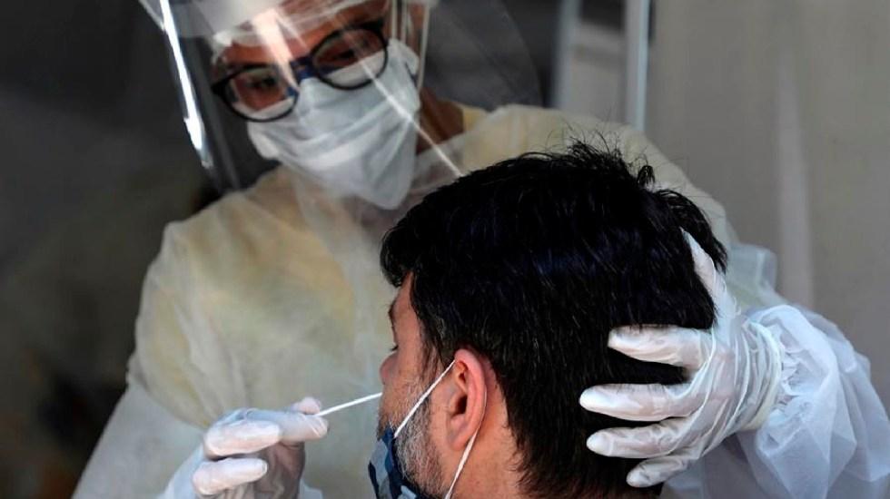 Brasil supera las 180 mil muertes y los 6.8 millones de casos por COVID-19 - Brasil supera las 180 mil muertes y los 6.8 millones de casos por COVID-19. Foto EFE