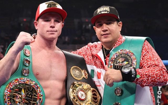 La próxima pelea del 'Canelo' Álvarez podría ser en México - Canelo Álvarez pelea
