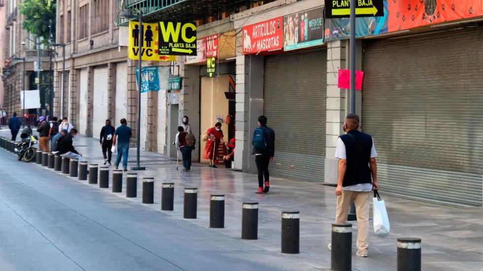 México termina 2020 con la crisis económica más aguda en 100 años - Foto de EFE