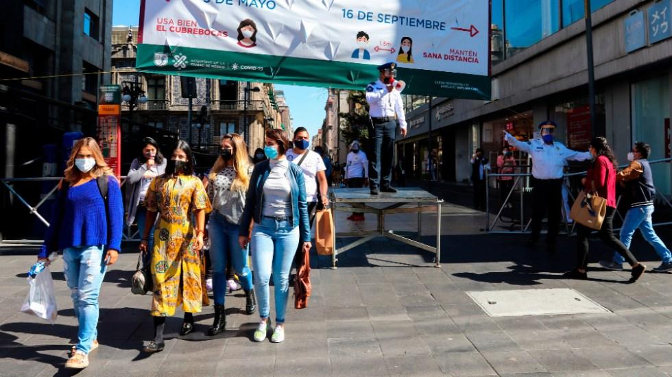 """""""Nos va a ir mucho mejor el año próximo, estoy optimista"""": AMLO augura crecimiento para 2021 en México - Foto de EFE"""