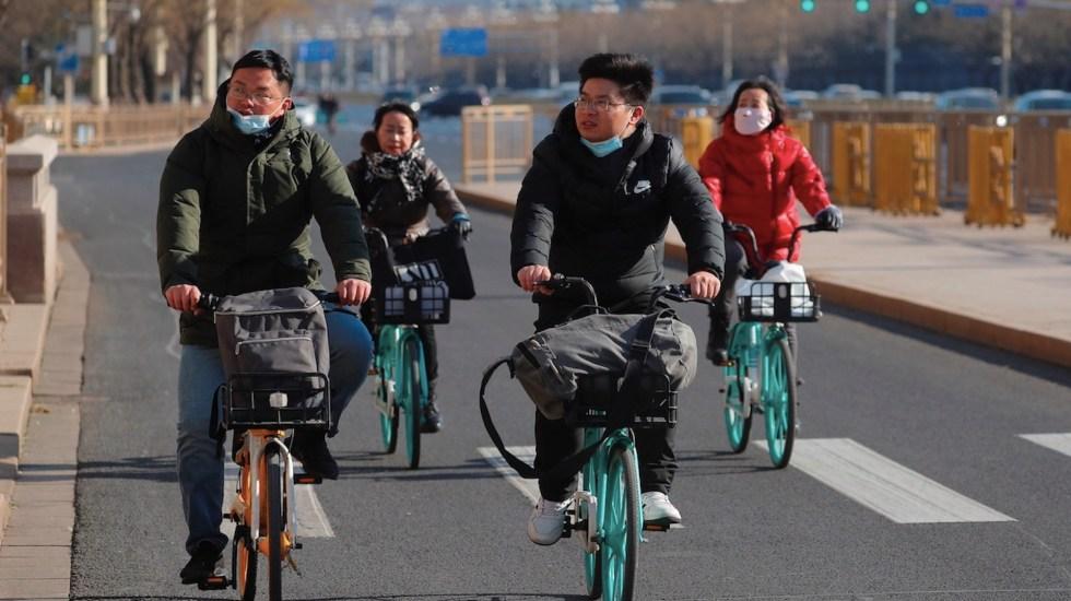 China detecta seis nuevos contagios locales entre los 17 casos registrados de COVID-19 - Foto de EFE
