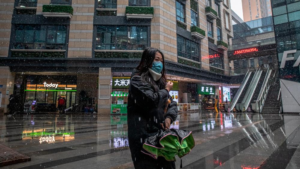 La china Sinopharm anuncia que una de sus vacunas tiene una eficacia del 79 % - Foto de EFE