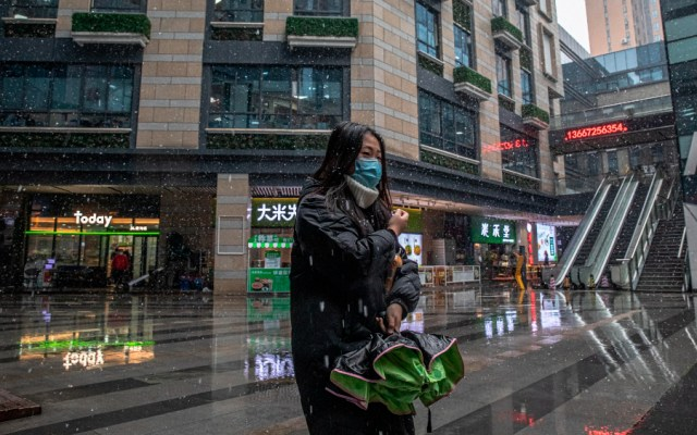 El PIB de China creció un 2.3 por ciento en 2020 - Foto de EFE