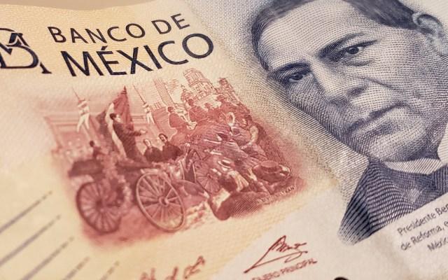 Eleva FMI a 5 por ciento pronóstico de crecimiento económico de México en 2021 - Dinero México billetes