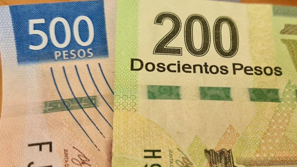 Pandemia redujo niveles de educación financiera entre jóvenes mexicanos - educación financiera Hacienda Dinero pesos billetes México economía 2