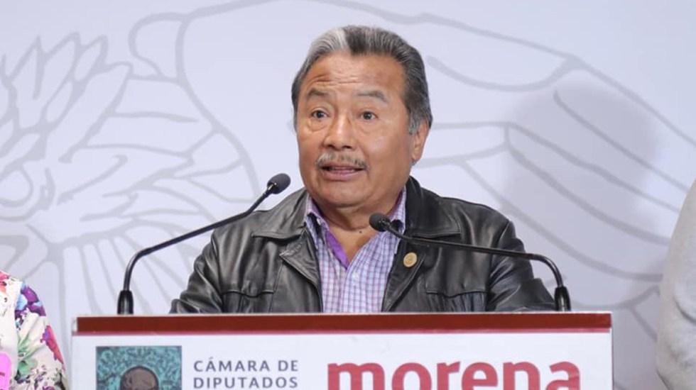 Murió por COVID-19 el diputado Delfino López Aparicio - Diputado Delfino López Aparicio. Foto de Facebook