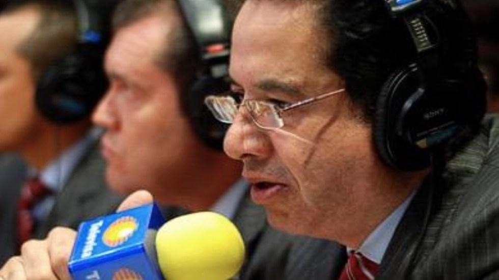 Murió el Doctor Alfonso Morales, leyenda de la narración en la lucha libre - Foto de Twitter Alfonso Morales