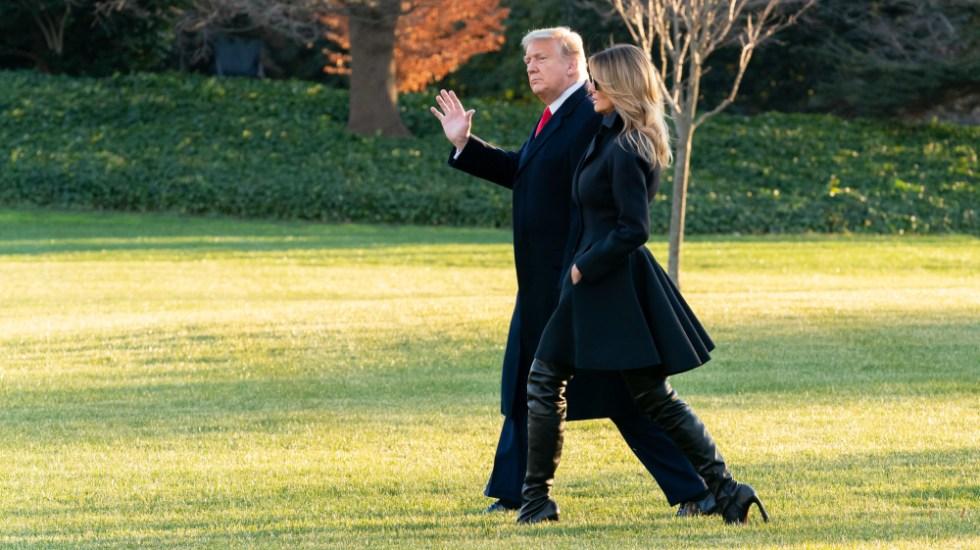 Trump regresa antes a Washington y no irá a su tradicional gala en Florida - Foto de The White House
