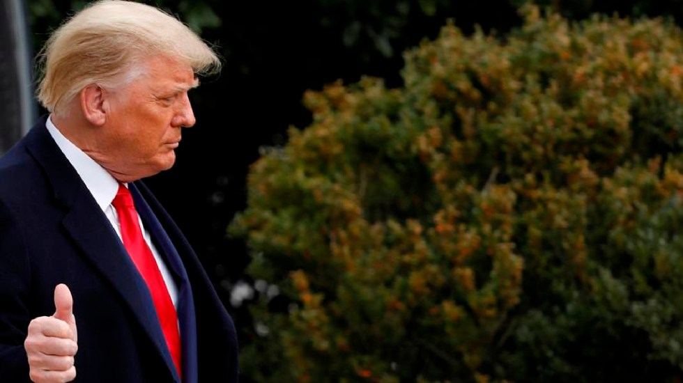 Inicia segundo juicio político contra Donald Trump - EE.UU., a la espera de que Trump ratifique plan de estímulo de 900 mil millones de dólares. Foto EFE