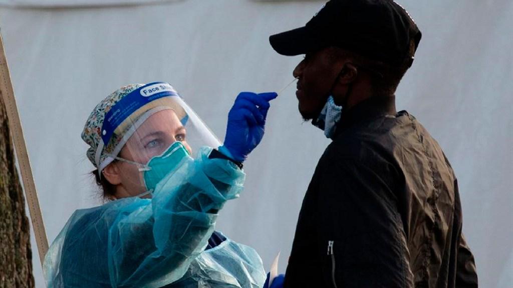 EE.UU. detecta el primer caso de la cepa británica de COVID-19 en Colorado - Foto EFE