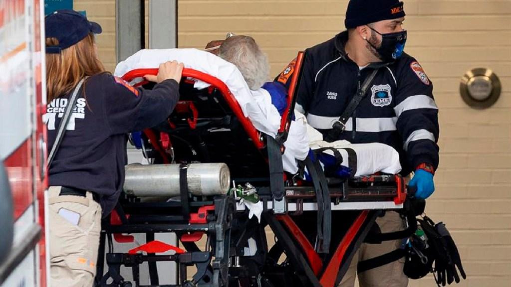 EE.UU. supera las 317 mil muertes y los 17.8 millones de casos de COVID-19. Noticias en tiempo real