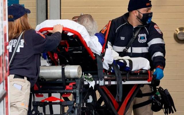 EE.UU. supera las 317 mil muertes y los 17.8 millones de casos de COVID-19 - EE.UU. supera las 317 mil muertes y los 17.8 millones de casos de COVID-19. Foto EFE